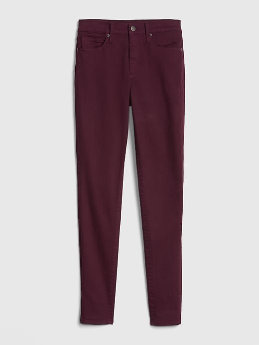 Mid Rise True Skinny Jeans in Sculpt | Gap