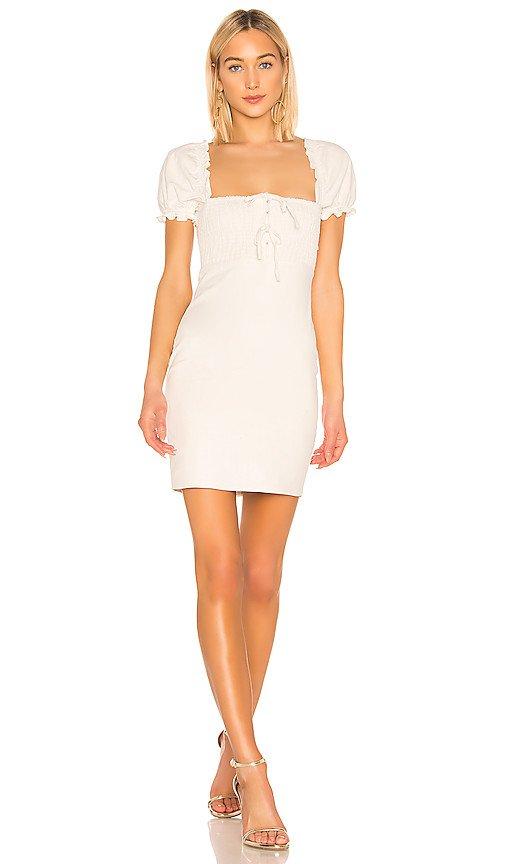ASTR the Label Nina Dress in Off White | REVOLVE