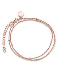 Gorjana Rose Gold-Tone Beaded Bracelet | Bloomingdale's