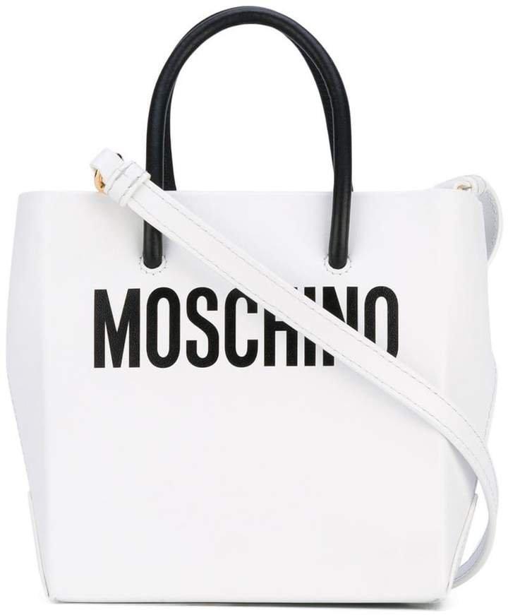 cross-body mini shopper bag