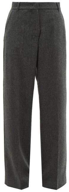 Calais Trousers - Womens - Dark Grey