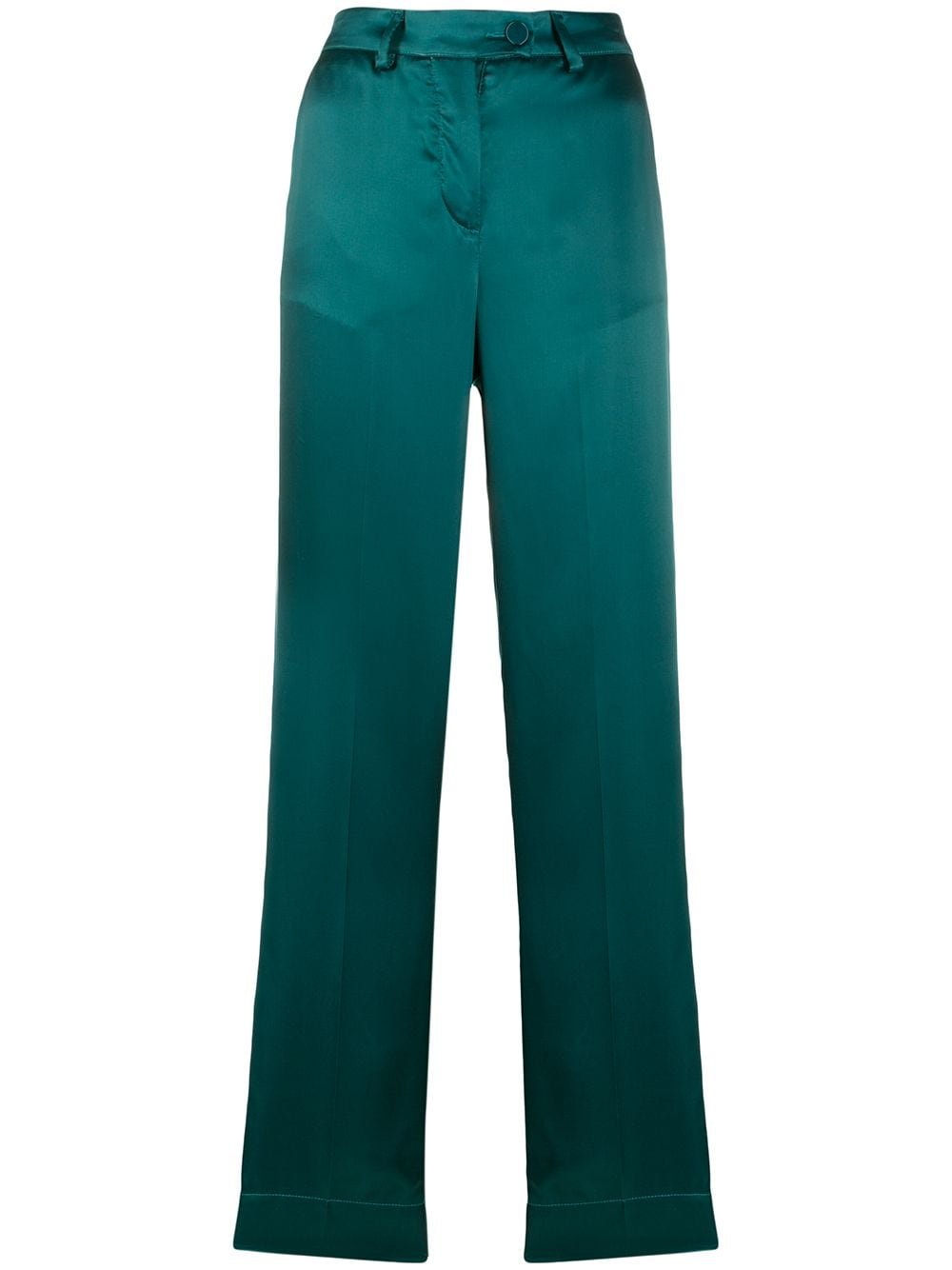 F.r.s For Restless Sleepers Mid-Rise Straight-Leg Trousers