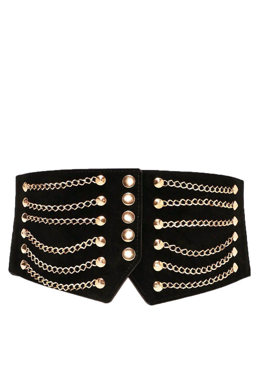 chains corset