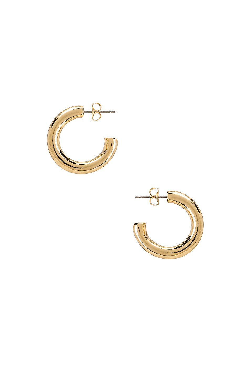 Harper Chunky Hoop Earrings