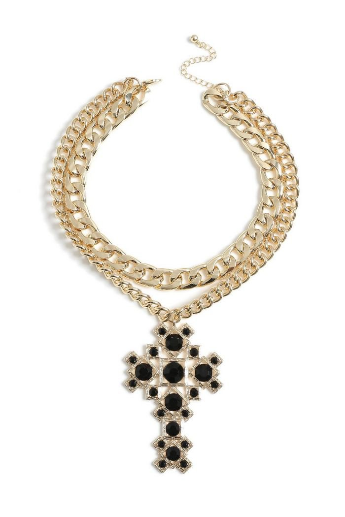 Black Necklaces Jewelry | Bags & Accessories | Topshop
