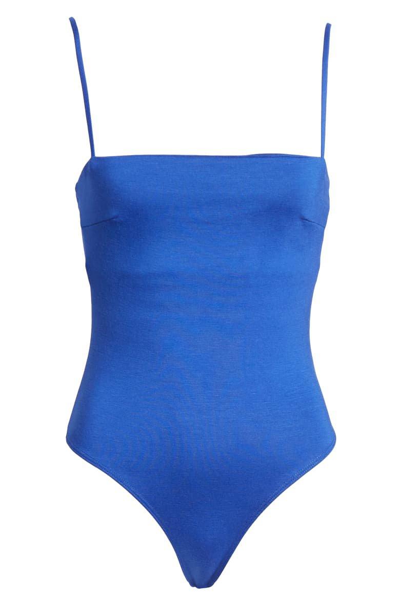 4SI3NNA Alexander Sleeveless Bodysuit | Nordstrom