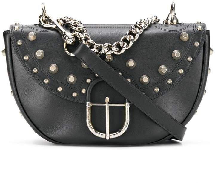 stud shoulder bag