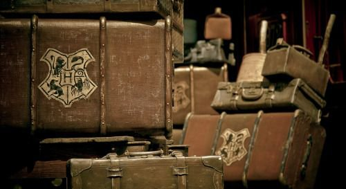 Hogwarts Luggage Trunks | Harry Potter