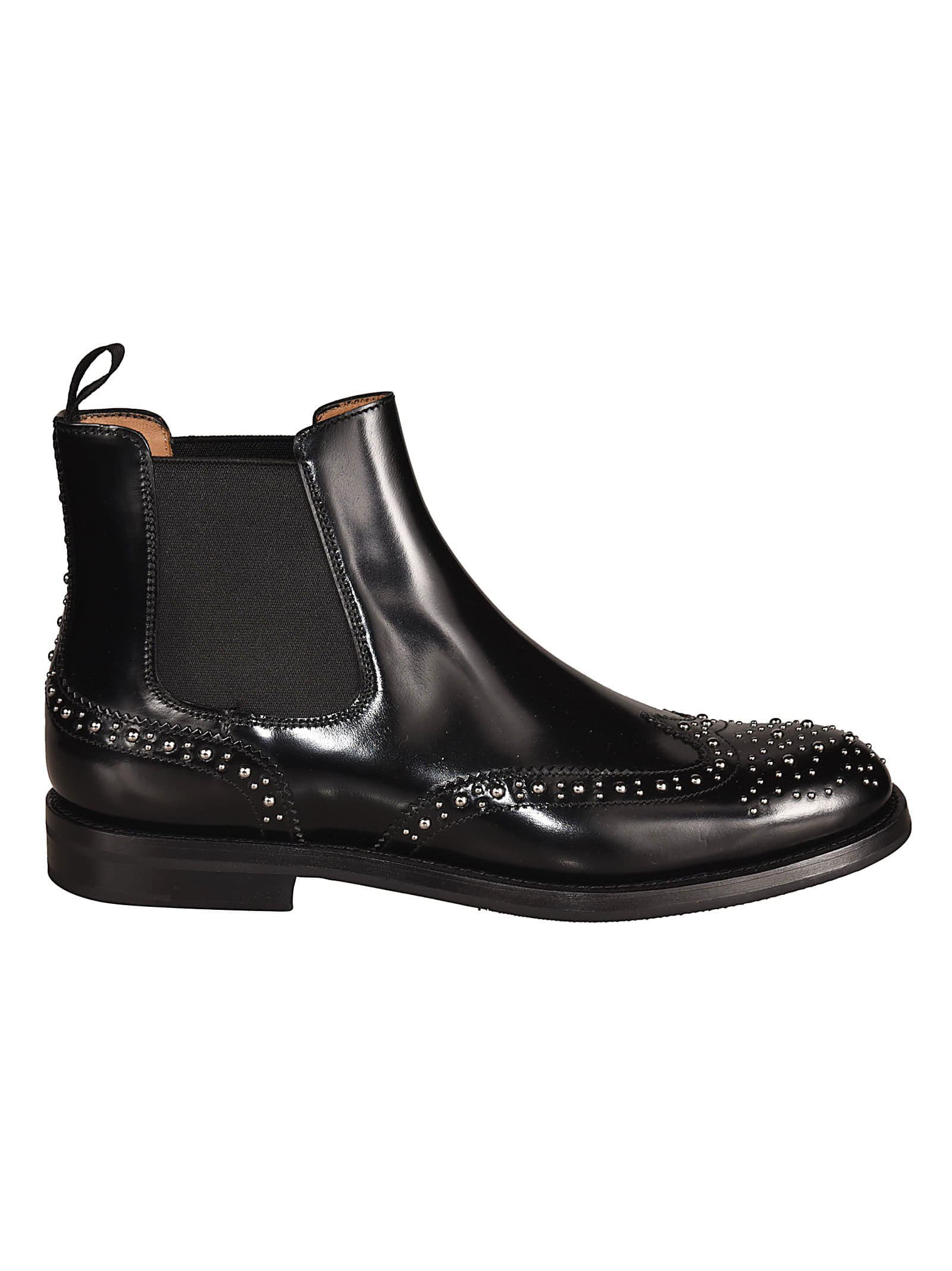 Churchs Studded Ankle Boots