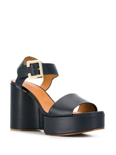 Clergerie wedge sandals