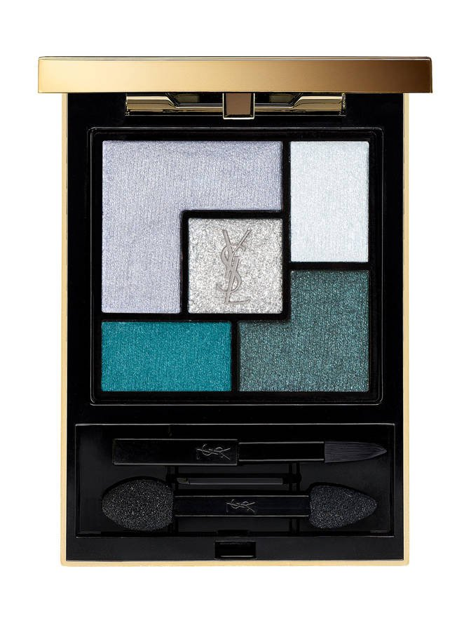 COUTURE EYE PALETTE URBAN ESCAPE EDITION | YSL