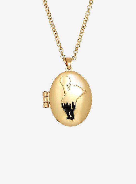 Disney Winnie The Pooh Honey Locket Necklace