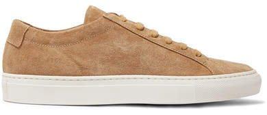 Original Achilles Suede Sneakers - Tan