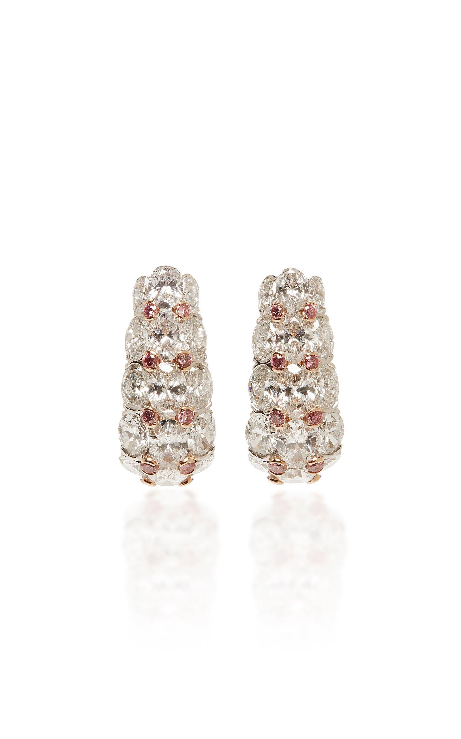 David Morris Pirouette Earrings