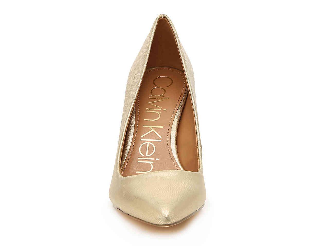 Calvin Klein Kirsten Pump Women's Shoes | DSW