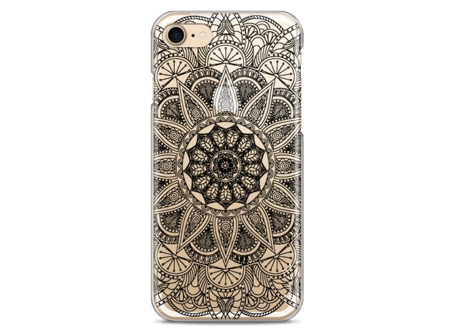 Coque iPhone 7/8 Black Mandala   Master Case