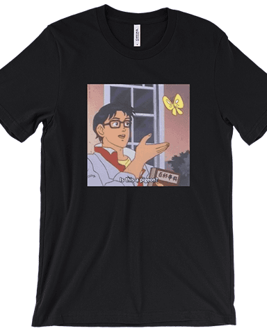 Is this a Pigeon Tee