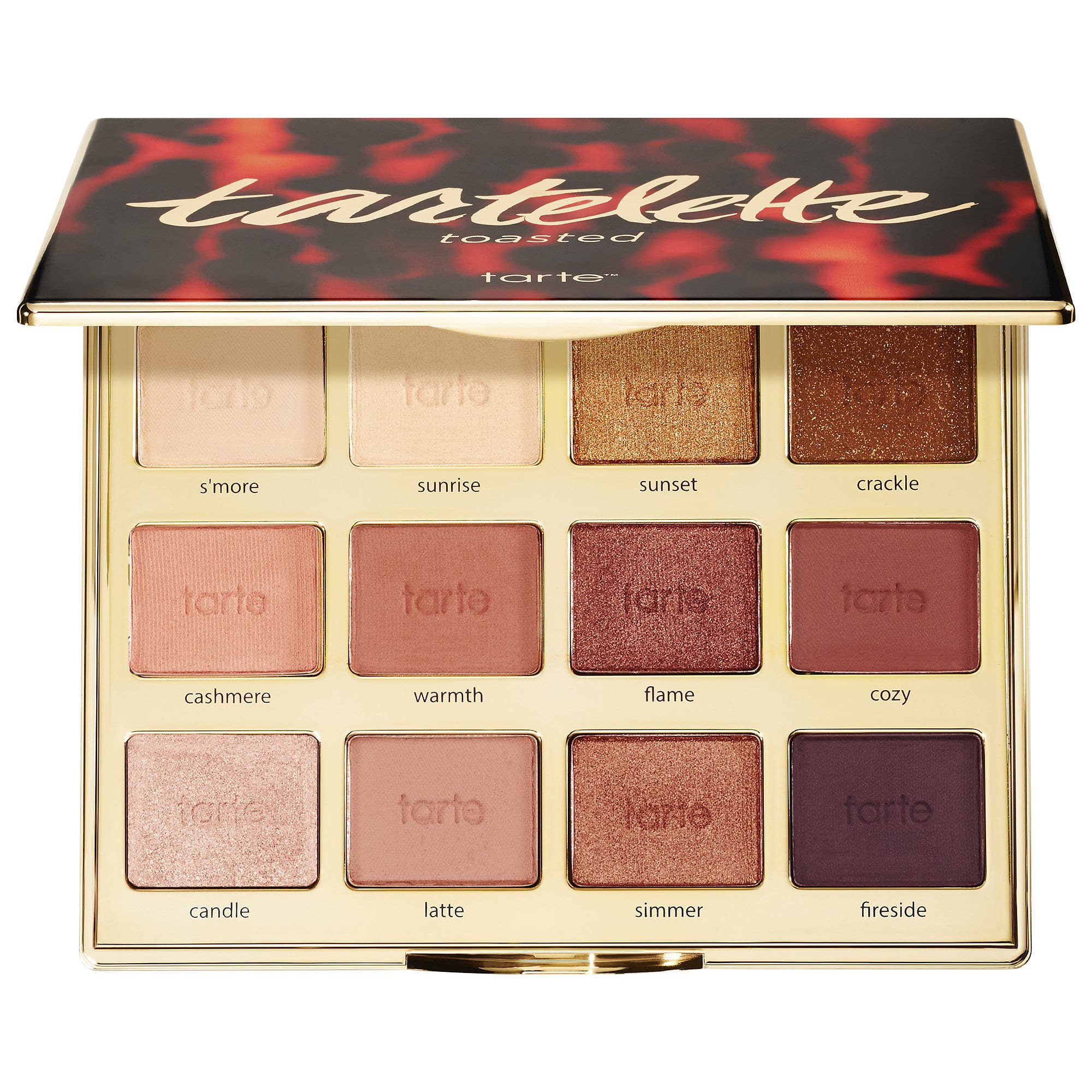 Tartelette™ Toasted Eyeshadow Palette - tarte | Sephora