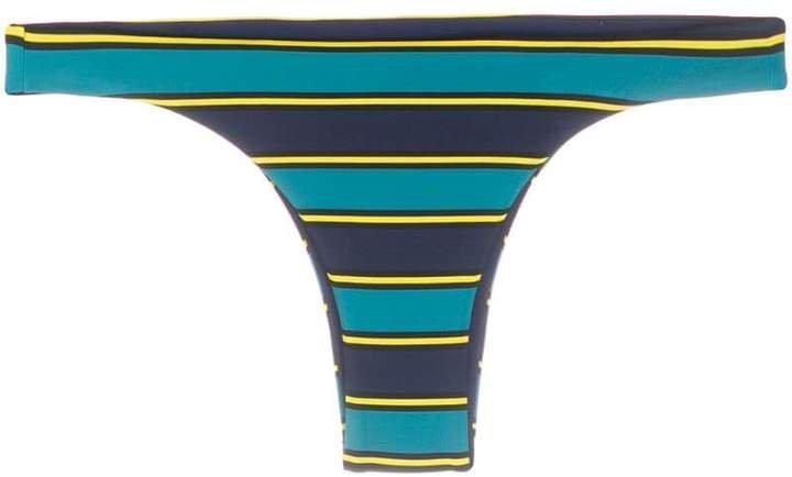striped bikini bottoms