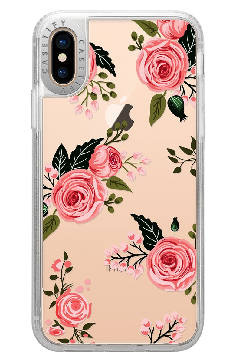 huge discount e423e d9ac9 Casetify Roses iPhone X/Xs/Xs Max & XR Case | Nordstrom | ShopLook