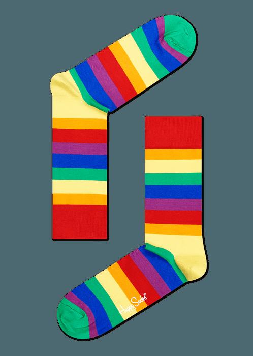 Regenboog Gay Pride sokken   HappySocks.com