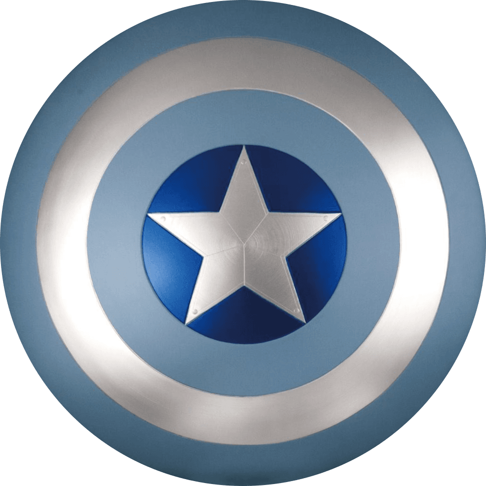 Captain America Blue Shield