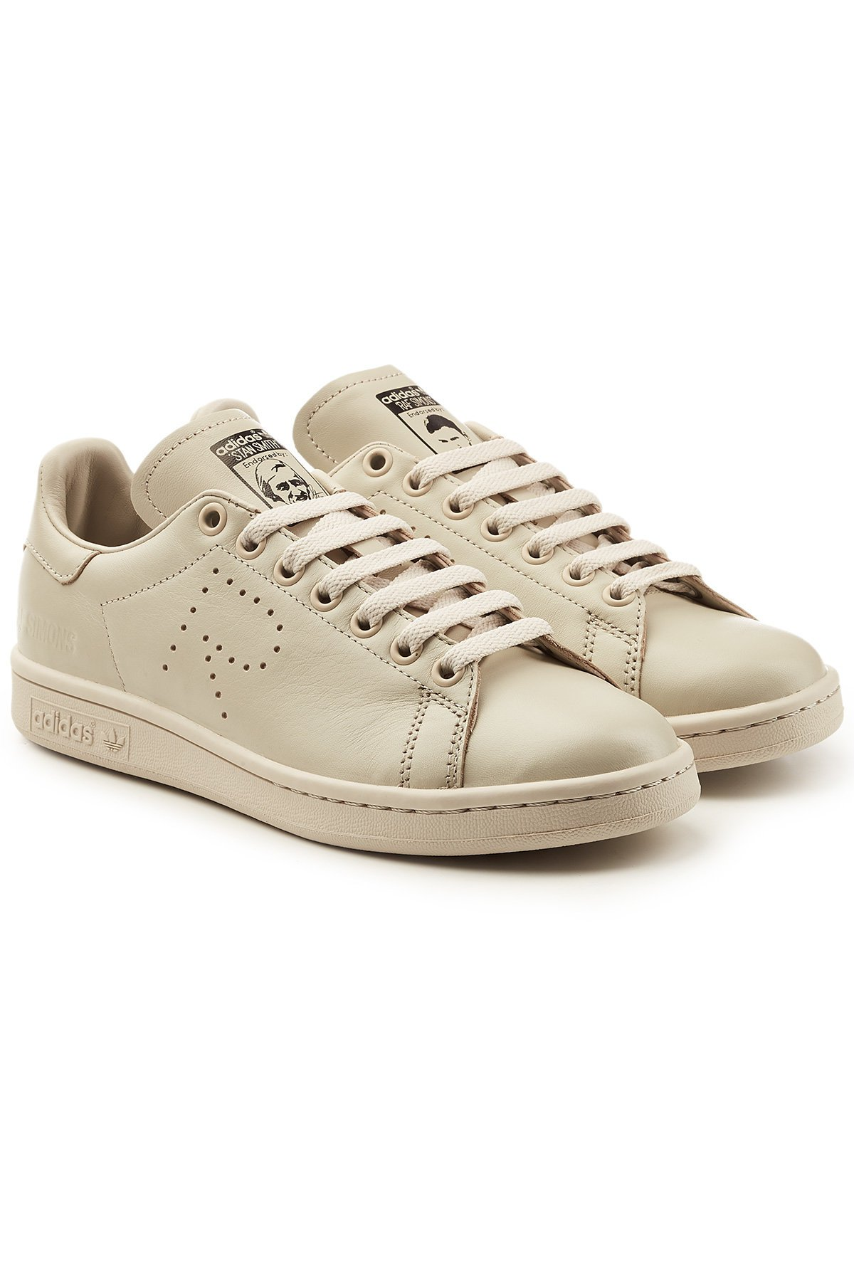 RS Stan Smith Leather Sneakers Gr. UK 6.5