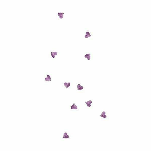 Purple Heart Filler - @byepolyvore PNG Collection