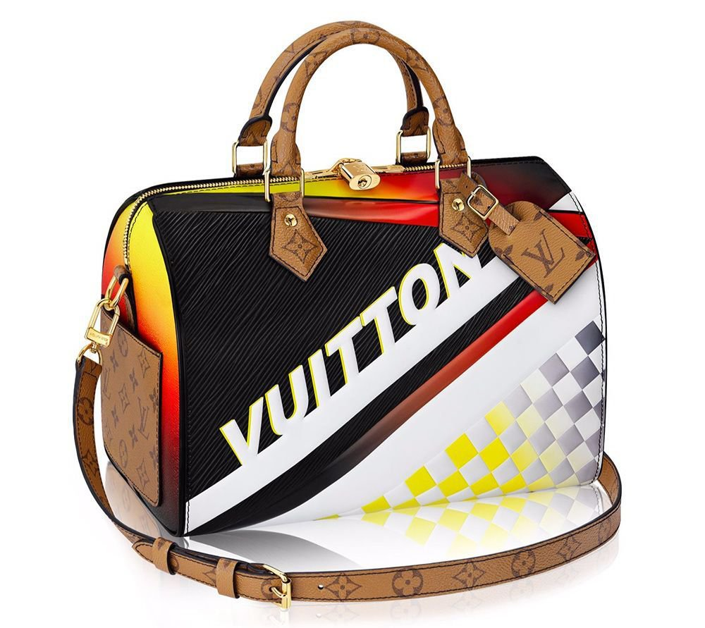 Louis Vuitton Racer Speedy
