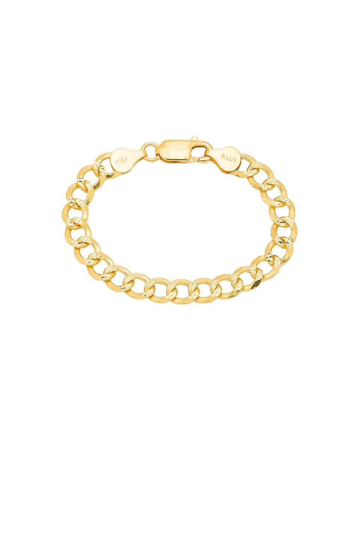 The Curb Link Bracelet