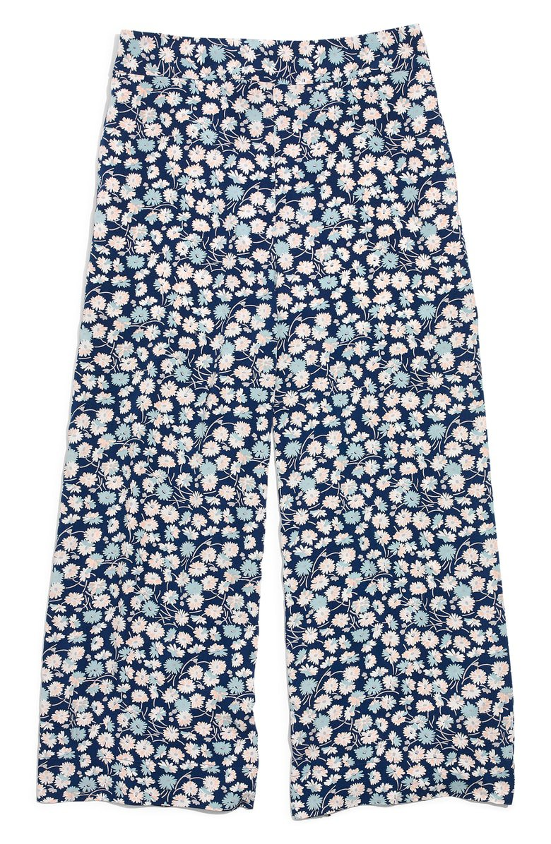 Madewell Huston Crop Pull-On Pants | Nordstrom