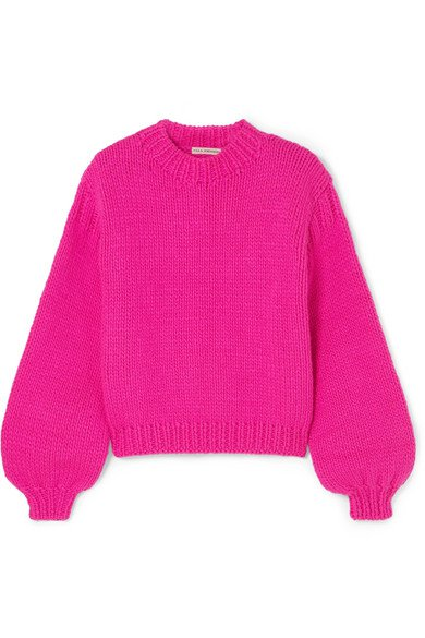 Ulla Johnson | Merino wool sweater | NET-A-PORTER.COM
