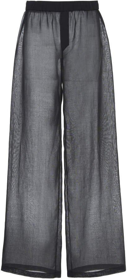 Áeron Charmain High-Rise Wide-Leg Pants Size: 34