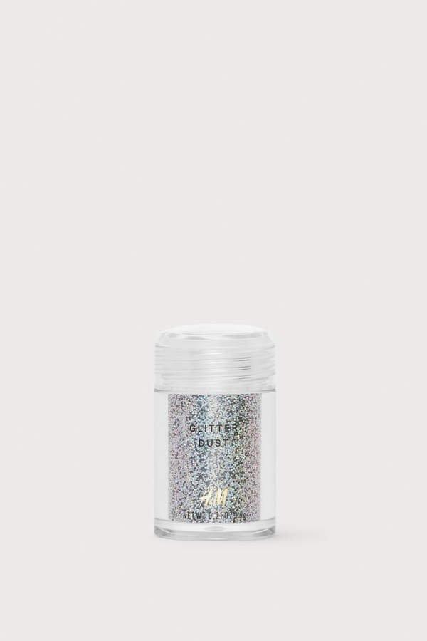 Loose Glitter - Silver