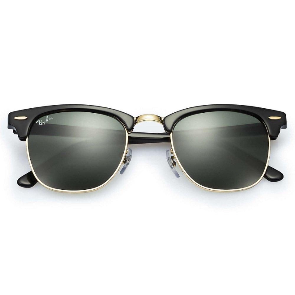 RayBan ClubMaster RB3016 W0365 (51mm) - แว่นกันแดด Oakley Ray-Ban และ Super ของแท้ 100% ในราคาสุดพิเศษ : Inspired by LnwShop.com