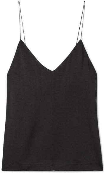 Ninety Percent - Jersey Camisole - Black
