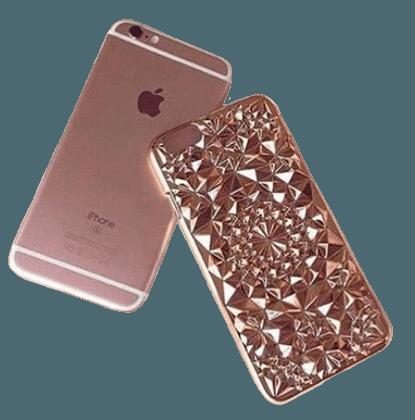 rose gold iphone case