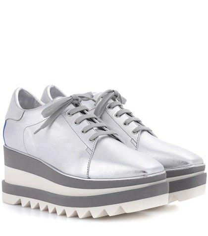 Sneak Elyse platform sneakers