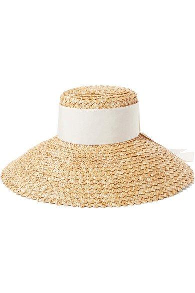Eugenia Kim | Mirabel straw hat | NET-A-PORTER.COM
