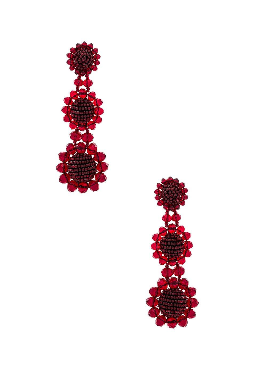 Regal Drop Earrings
