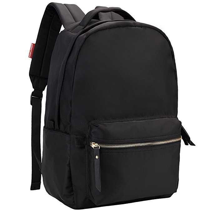 Amazon.com   HawLander Nylon Backpack for Women School Bag for Girls, Small Size, Lightweight   Backpacks