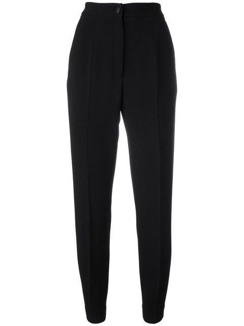 DOLCE & GABBANA High-Waisted Trousers.