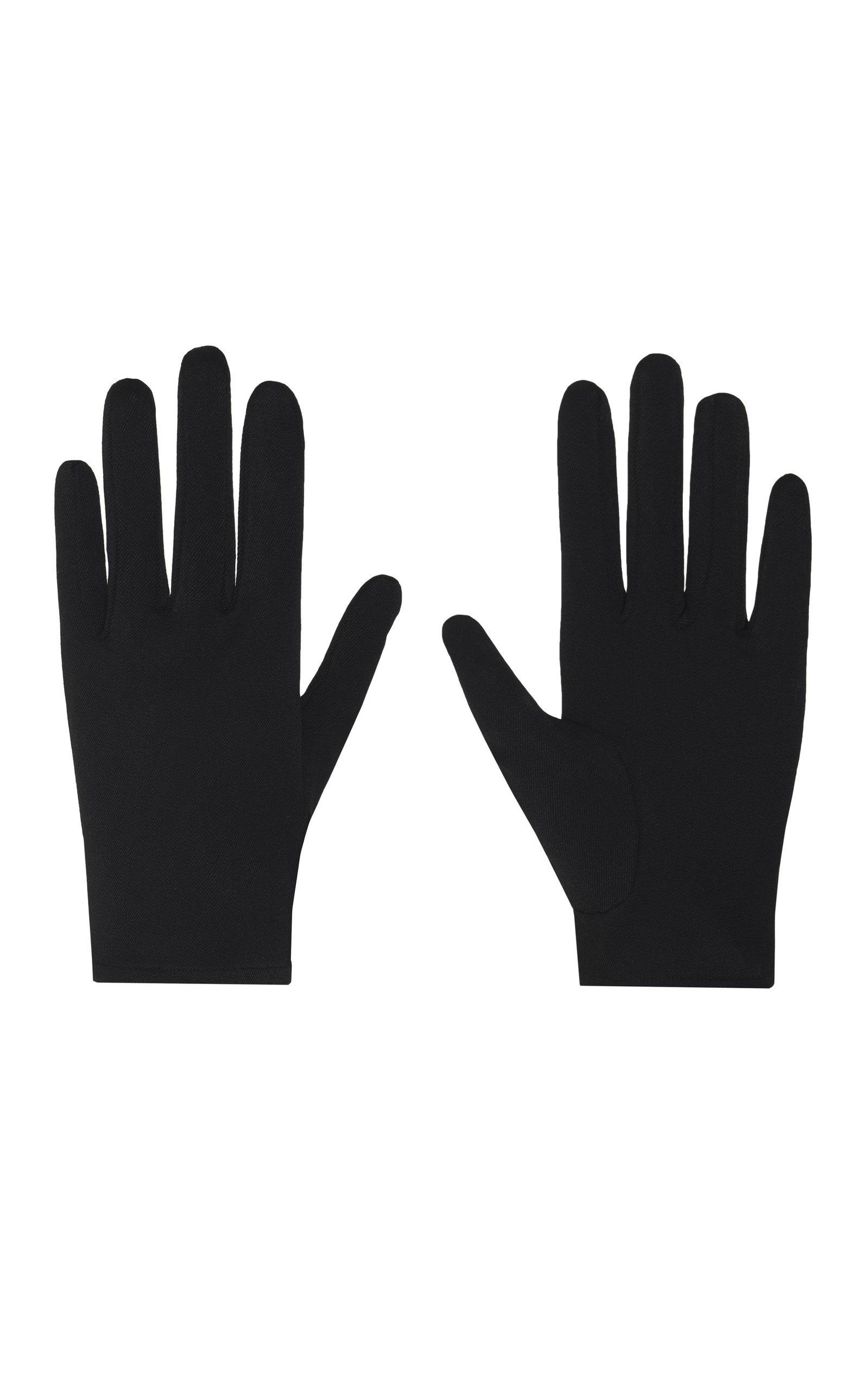 Lado Bokuchava Wrist Length Gloves