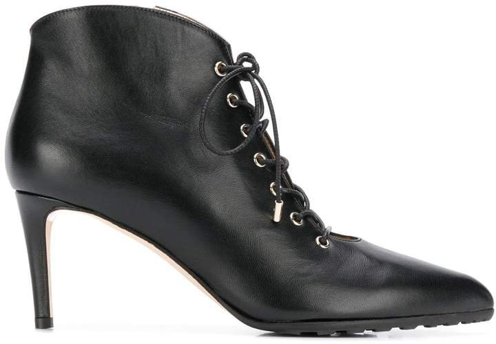 Gosselin Priyanka lace-up ankle boots