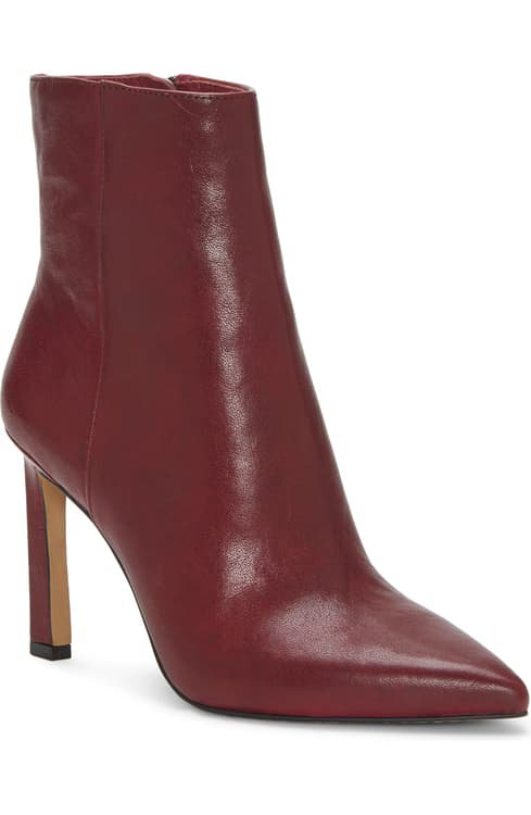 Vince Camuto Sashala Pointed Toe Bootie (Women) | Nordstrom