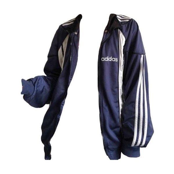 old adidas track jacket