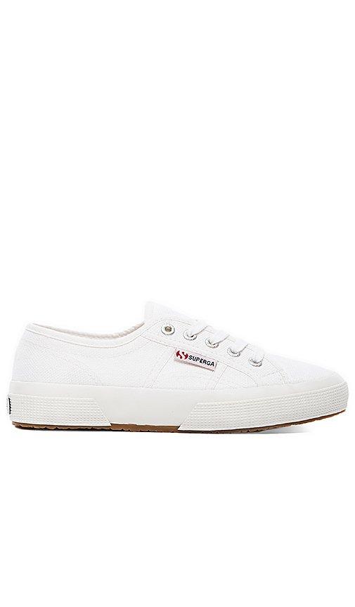 Superga 2750 Cotu Classic Sneaker in White | REVOLVE