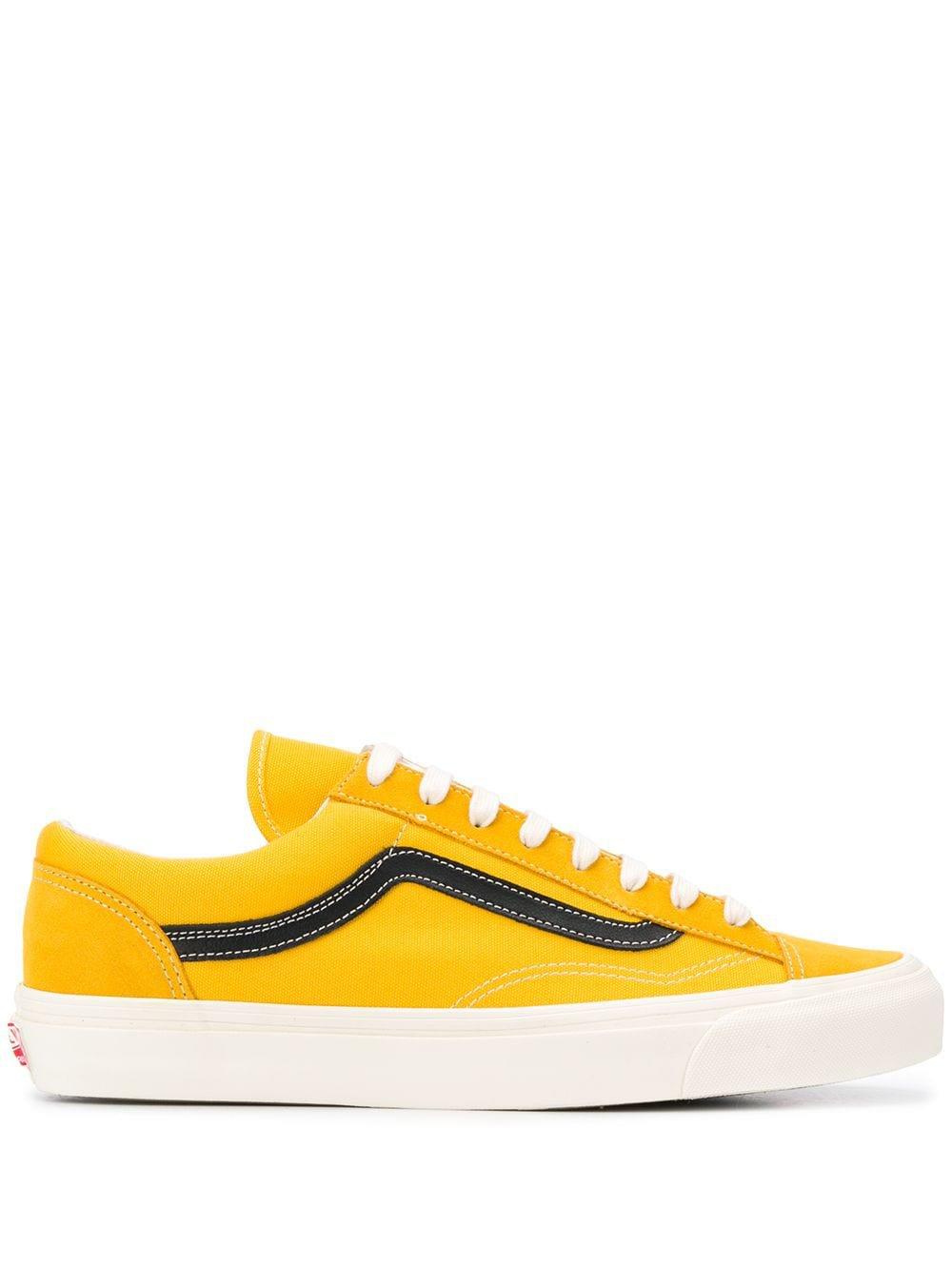 Vans Flat Lace-Up Sneakers