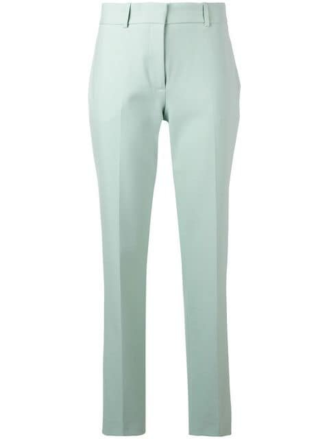 Victoria Victoria Beckham slim fit trousers