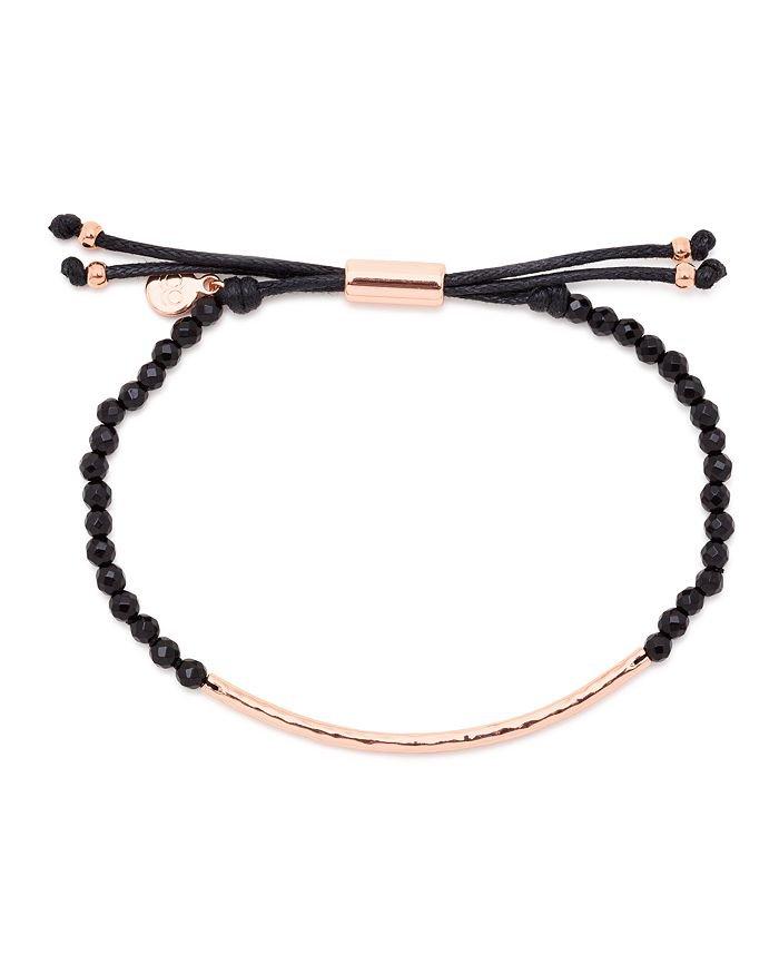 Gorjana Rose Gold-Tone Beaded Bracelet | Bloomingdale's